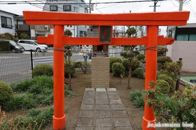 伏見稲荷神社 西東京市西原町2