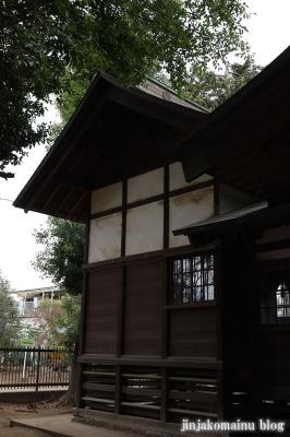 阿波洲神社  西東京市新町11