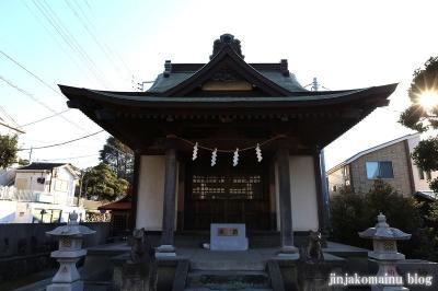 善行神社 藤沢市善行5
