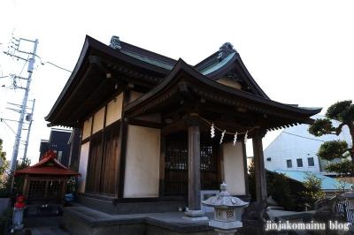 善行神社 藤沢市善行6