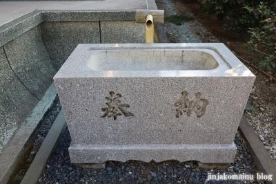 善行神社 藤沢市善行7