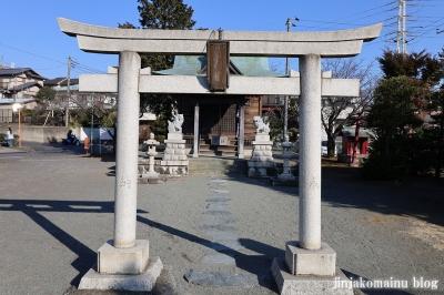 市杵島神社 藤沢市大庭2