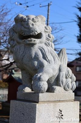 市杵島神社 藤沢市大庭5