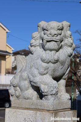 市杵島神社 藤沢市大庭6