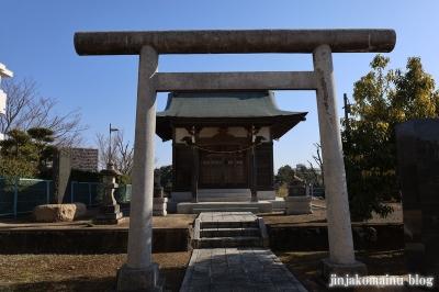 大庭神明社 藤沢市大庭3