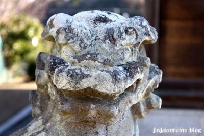 大庭神明社 藤沢市大庭19