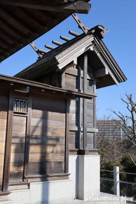 大庭神明社 藤沢市大庭7