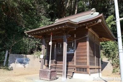 折戸日枝神社 藤沢市城南9