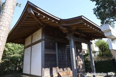 二ッ家稲荷神社 藤沢市城南14