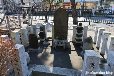 二ッ家稲荷神社 藤沢市城南16