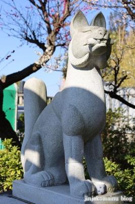 二ッ家稲荷神社 藤沢市城南8