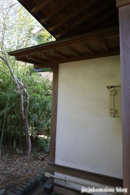 二ッ家稲荷神社 藤沢市城南15