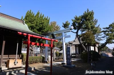 八坂神社 藤沢市城南1