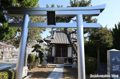 八坂神社 藤沢市城南3