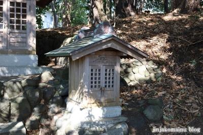 稲荷神社 藤沢市羽鳥5