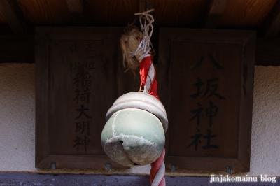 八坂神社 藤沢市城南5