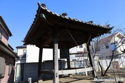 御霊神社 藤沢市羽鳥6