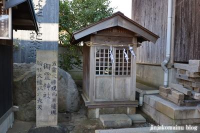御霊神社 藤沢市羽鳥14