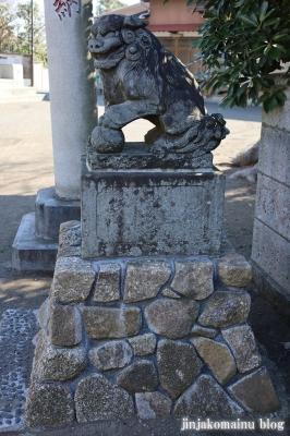 御霊神社 藤沢市羽鳥19