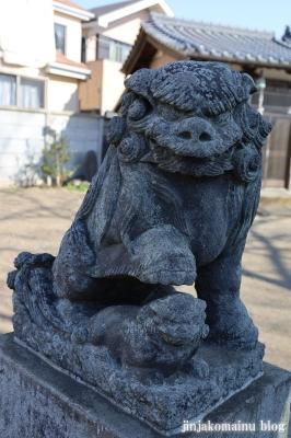 御霊神社 藤沢市羽鳥24