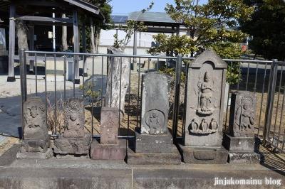 柄沢神社 藤沢市柄沢3