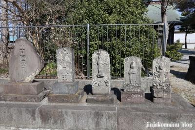柄沢神社 藤沢市柄沢4