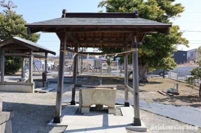 柄沢神社 藤沢市柄沢7
