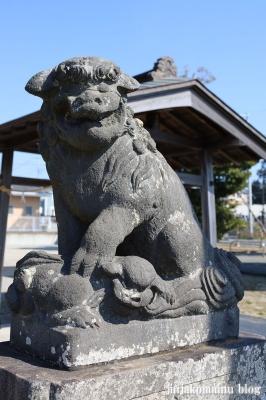 柄沢神社 藤沢市柄沢16