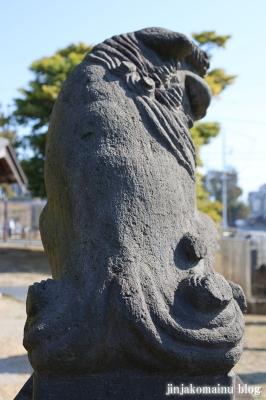 柄沢神社 藤沢市柄沢22