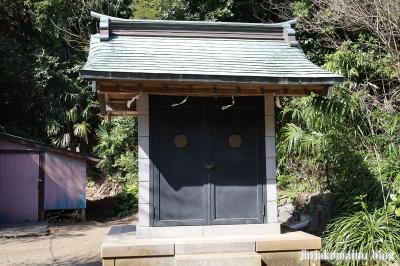 宮前御霊神社 藤沢市宮前8