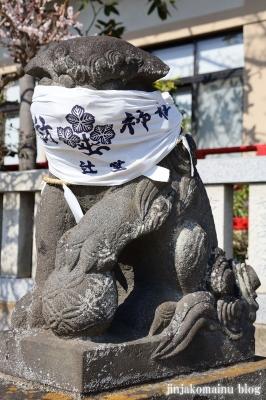 諏訪神社 藤沢市辻堂元町9