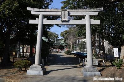 熊野神社 茅ヶ崎市小和田1