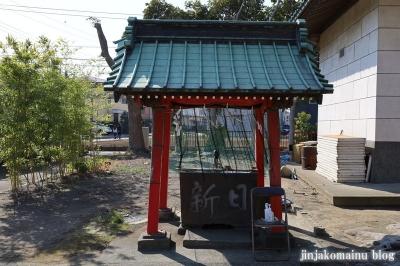 熊野神社 茅ヶ崎市小和田4