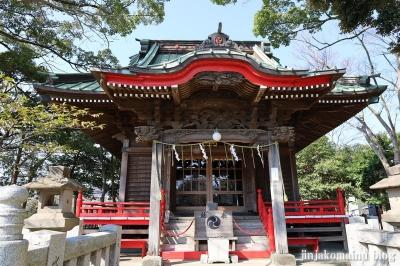 熊野神社 茅ヶ崎市小和田7