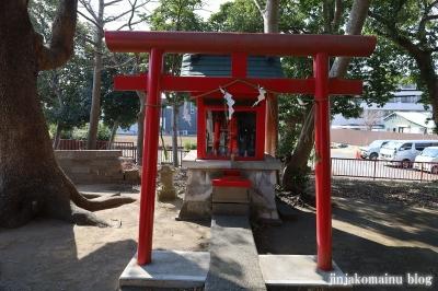 熊野神社 茅ヶ崎市小和田13