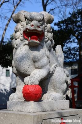 熊野神社 茅ヶ崎市小和田8