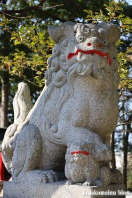熊野神社 茅ヶ崎市小和田9