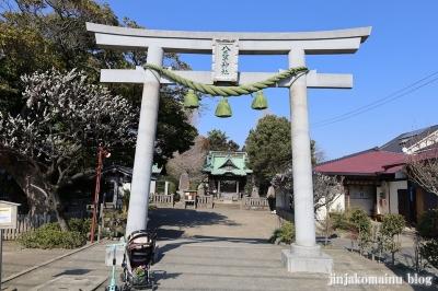 八王子神社 茅ヶ崎市菱沼3
