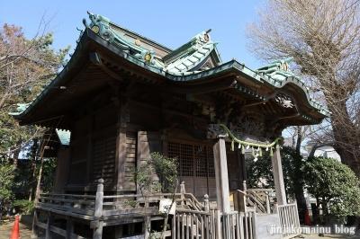 八王子神社 茅ヶ崎市菱沼8