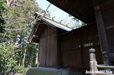 八王子神社 茅ヶ崎市菱沼9