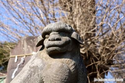 八王子神社 茅ヶ崎市菱沼22