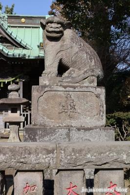 八王子神社 茅ヶ崎市菱沼12