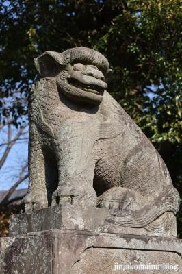 八王子神社 茅ヶ崎市菱沼13