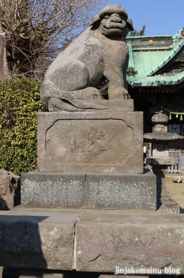 八王子神社 茅ヶ崎市菱沼16