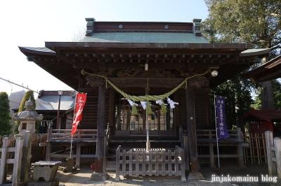 熊野神社 茅ヶ崎市高田6