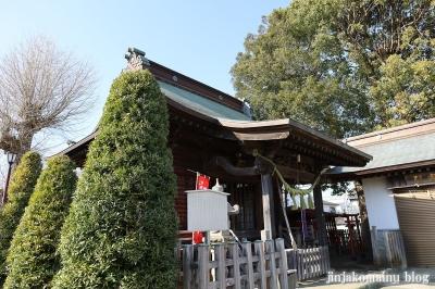 熊野神社 茅ヶ崎市高田9