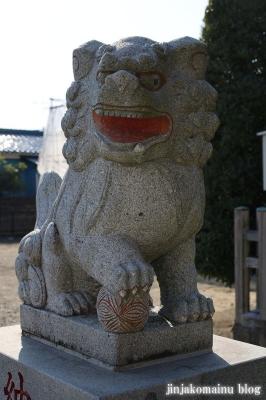 熊野神社 茅ヶ崎市高田5