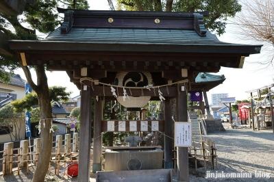八王子神社 茅ヶ崎市本村8