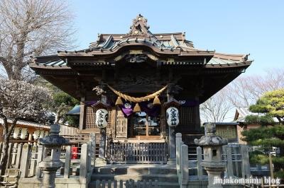 八王子神社 茅ヶ崎市本村9