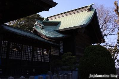 八王子神社 茅ヶ崎市本村11
